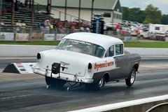 2016 Tri-5 Nats_062_DSC_5418 (Nomad Joe) Tags: trifivenationals tri5 chevrolet chevy carshow gasser dragrace racecar bowlinggreen ky usa
