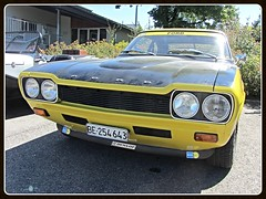 Ford Capri RS 2600 (v8dub) Tags: ford capri rs 2600 schweiz suisse switzerland seedorf german pkw voiture car wagen worldcars auto automobile automotive old oldtimer oldcar klassik classic collector