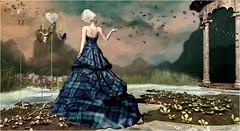 The Metamorphosis of Dorothy (Duchess Flux) Tags: enchantment thewizardofoz theyellowbrickroad fairytale fantasy gizza boon aisling blacktulip air anc anhelo secondlife sl