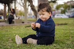 Ramiro (Laura Acuña    LoQra!) Tags: nikon 35mm d7000 niño infantil tigre buenosaires argentina