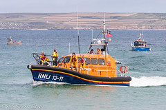 RNLI Nora Stachura | 13-11 | St Ives RNLI | Shannon-class All Weather Lifeboat (Kyle Greet) Tags: stives shannon rnli lifeboat