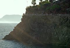 Manarola Cliffside Walk (Nifty_Shoes) Tags: holidaysnaps cinqueterre italy summer 2016 corniglia riomaggiore manarola