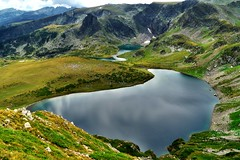 ,  (sevdelinkata) Tags: lakes mountain water sky rila bulgaria nature landscape outdoor