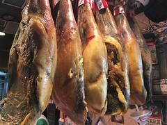Jamon (annebethvis) Tags: ham jamon boqueria markt culinair