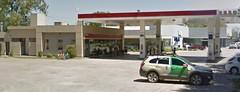 ESSO Servicentro Genial S.A. - Estacin de servicio (EDL-Funes) Tags: esso exxonmobil exxon gasstation fillingstation petrolstation gasolinera estacindeservicio argentina santafe sanjorge