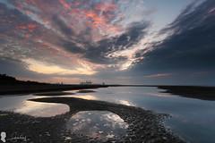 2016-09-18  (Steven Weng) Tags: canon eos5d ef1740      sunset taiwan taipei cloud