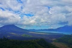Kintamani Volcano (JaNuchjarin) Tags: kintamani volcano mountbatur batur moun mountain bali indonesia landscape
