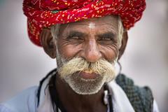Inde: le Rajasthan (claude gourlay) Tags: inde india asie asia indland indien indija indedunord northindia claudegourlay rajasthan face portrait retrato ritratti ritratto rabaris rebaris raibaris turban jojawar