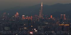 Taipei Skyline 2016  (*dans) Tags: taipei skyline taipeiskyline     banqiao taipei101 101 taiwan skyscraper 101  sunset dusk twilight twilighttaipei twilighttaipei101  cityscape           twtc taipeiworldtradecenter  whotel             taipeidomecomplex taipeidome