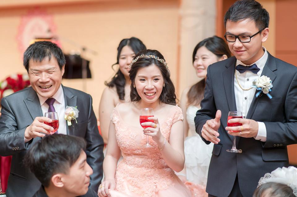 台南婚攝 情定婚宴城堡永康館 婚禮紀錄 C & V 161