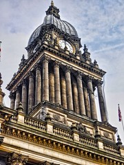 Leeds Town Hall, UK, 27082016 JCW1967 OPE (6) (jcw1967) Tags: leedstownhall leeds townhall architecture city urban historical hdr oloneo photofxlab