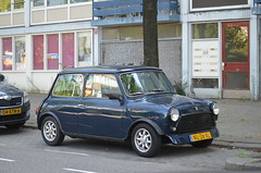 1985 Mini 1000 NL-26-XL (Stollie1) Tags: 1985 mini 1000 nl26xl utrecht