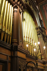 Isaac M. Wise (Plum Street) Temple organ