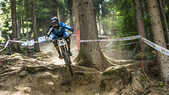 uv 2 (phunkt.com™) Tags: uci dh downhill down hill mtb mountain bike world champ championship val di sole italy 2016 photos phunkt phunktcom keith valentine race final finals dust dusty