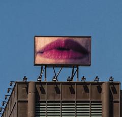 Lips (pacogranada) Tags: lips art montreal quebec canada