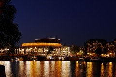 P2390863 (Lumixfan68) Tags: amsterdam national oper balett theater amstel nachtaufnahmen