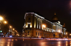 Saint-Petersburg (Svetlana Vinogradova) Tags: city saintpetersburg night day f4f photooftheday photo photography photos light timeexposure time exposure long outdoor architecture building russia