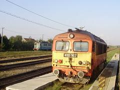 Valea Lui Mihai (mostlybytrain) Tags: mav border grenze frontiere