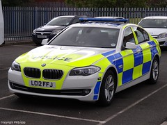 Humberside Police Demonstrator BMW 530d Roads Policing Unit Traffic Car (PFB-999) Tags: car demo traffic police bmw vehicle roads hull saloon workshops unit demonstrator rpu humberside policing 530d lc12ffj