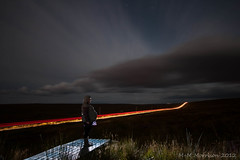 Light-Painting Baby! (M+M Morrison) Tags: nightphotography light lightpainting canon painting wide lewis sigma mm morrison 1020 isle isleoflewis redsnapper 500d canon500d barvas mmmorrison