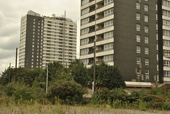 Carpenters Estate, Stratford, London (J@ck!) Tags: london condemned gentrification stratford towerblock councilestate e15 socialhousing londonboroughofnewham carpentersestate olympiccountry