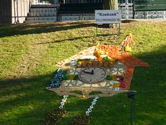 Cuckoo (Stefan Peerboom) Tags: mosaic mosaics 2012 mozaïk fruitcorso mazaïken