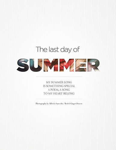 The Last Day of Summer / Alfredo  Saavedra