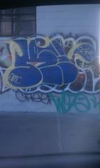 renek (MOB IN DA BAY) Tags: street streets west art up graffiti oakland bay coast paint shot live funky east og ups cal funk area toss bomber nor 510 gmc bombing bombers savage savages seks paintin bombin hitter steez areaa renek towh cokeland 5ndime addictionup