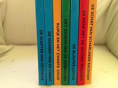 IMG_1123 (SdK95) Tags: comics for sale snowy buy tintin te haddock bobbie milou koop herge kuifje hergé stripboek