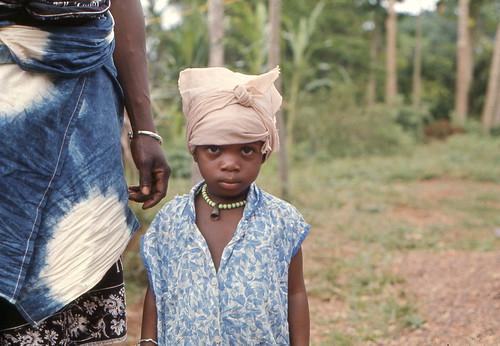 African anal tribal ceremonies