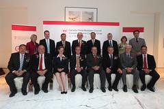Premiers/premiers ministres after the CNOOC meeting/après la rencontre avec CNOOC