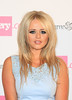 Emily Atack - London Fashion Week Spring/Summer 2013