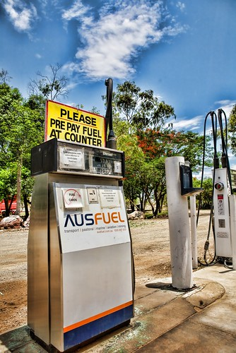 Warnum Roadhouse Fuel Pump