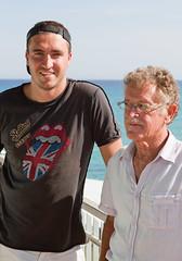 Maze Sebastien e Giorgio Masala (lucafura) Tags: gare cagliari lido torneo scacchi concentrazione sfide