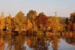 Autumn colors !! (yvon Merlier) Tags: flowers blue friends light sunset sea sky mountain reflection love clouds landscape soe hautesalpes platinumphoto nikond300s