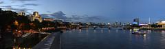 London River (Stefano Domenici) Tags: england panorama river britain fiume great sguardo panoramica gb londra pensieri tamigi orizzonte solitudine