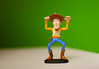Woody ♥ (Natália Viana) Tags: toy miniature toystory woody natáliaviana