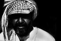 Eyes of Darkness (Mohammad Rehawi | Evil Hard) Tags: blackandwhite streetphotography saudiarabia
