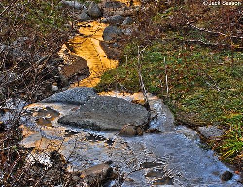 Photo - Frozen Creek