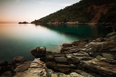 (zaneone) Tags: longexposure sea landscape greece thassos zaneone