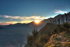 Cemoro Lawang Sunset