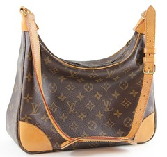 "1008. Monogram Canvas ""Boulogne 30"" Bag, Louis Vuitton"
