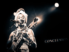 North Sea Jazz, 2012 (lambertwm) Tags: rotterdam livemusic congo northseajazz conclusion nsj arrowjazzfm fatoumatadiawara