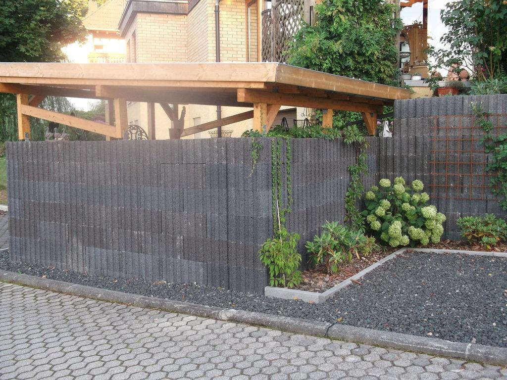 Carports Und Unterstände (DerGartenSARL) Tags: Auto Garage Jardin Holz  Metall Garten Luxemburg Carport