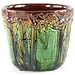 "111. Weller ""Forest"" Arts and Crafts Jardiniere"