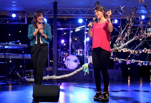 Hosts: Marina Goretoy & Anzhelika Matushevskaya