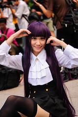 DSC_4758 (nerv333) Tags: portrait nikon cosplay taiwan taipei d90 comicworldtaiwan tamron1750mmvc cwt31