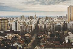 La gran ciudad (Dario Espinola) Tags: argentina buildings landscape outdoors high edificios buenosaires outdoor buenos aires paisaje arg altura mardelplata
