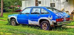 1980's Chevrolet Citation (dok1) Tags: chevrolet citation athenscountyohio chauncy may21z