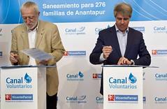 Canal de Isabel II Gestin instalar duchas y aseos en 276 viviendas de Anantapur (India) (Comunidad de Madrid) Tags: canal de isabel ii gestin fundacin vicente ferrer